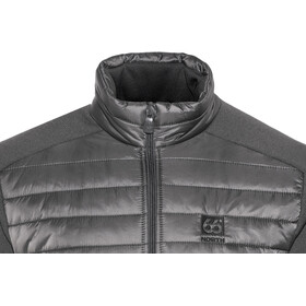 66° North Oxi Jacket Men Charcoal